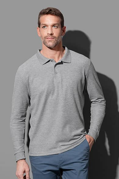 Stedman Polo Long Sleeve