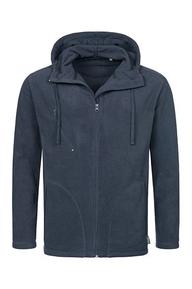 Stedman Hooded Fleece Jacket