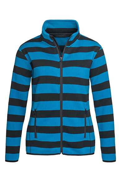 Stedman Striped Fleece Jacket