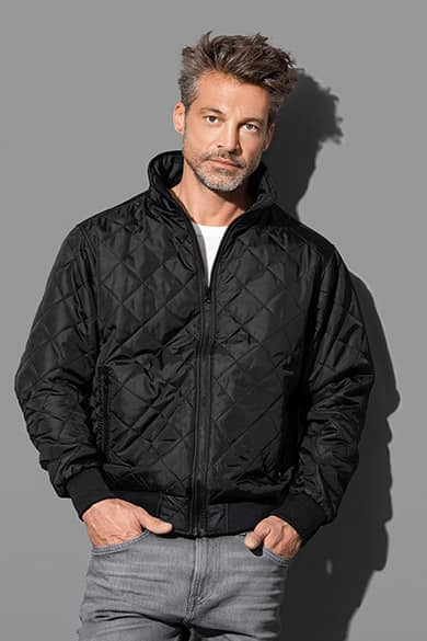 Stedman Quilted Blouson