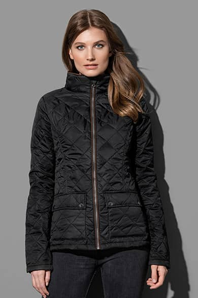 Stedman Quilted Jacket
