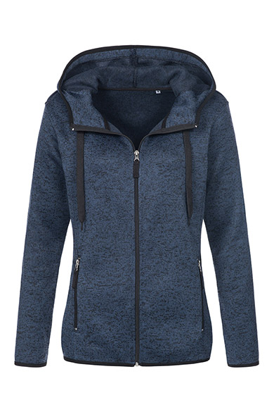 Stedman Knit Fleece Jacket