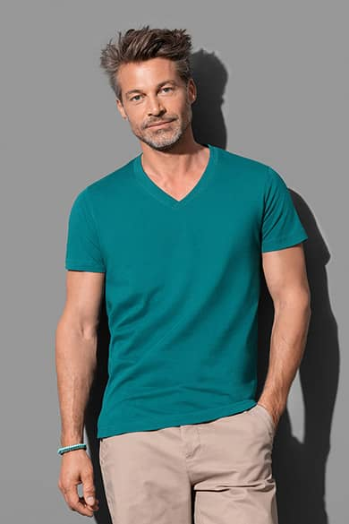 Stedman James Organic V-neck