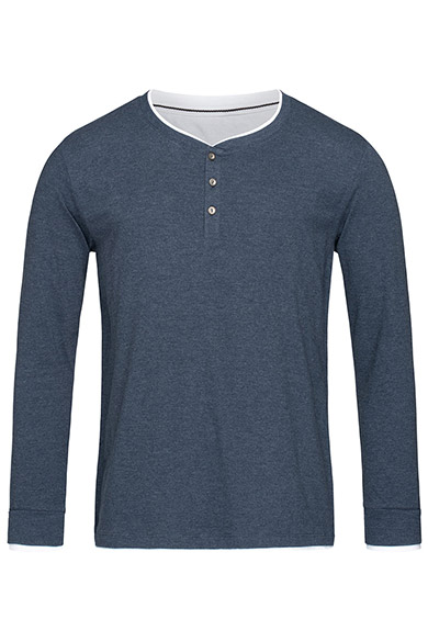 Stedman Luke Henley Long Sleeve