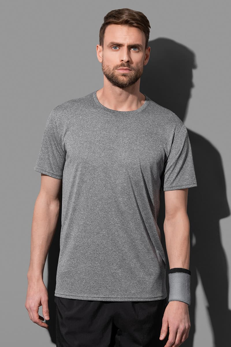 Recycled Sports-T Move - Sports T-shirt for men model 1