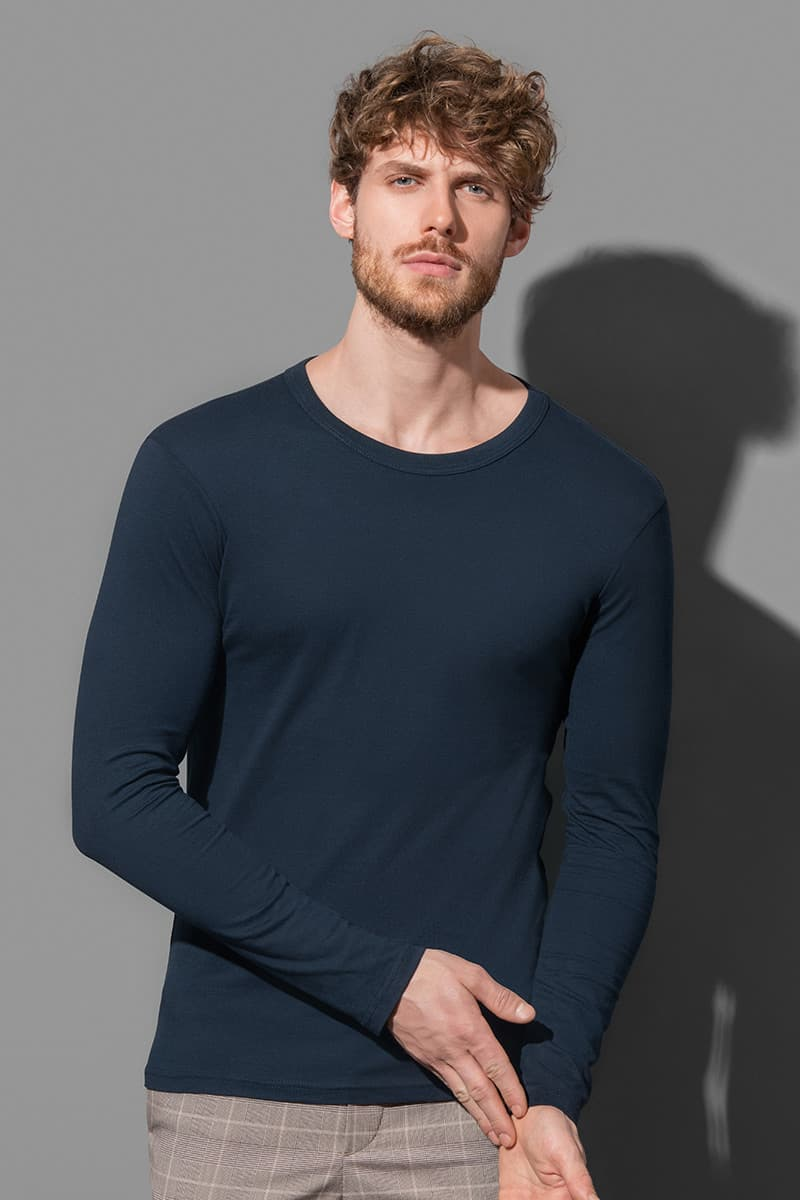 Morgan Long Sleeve - Long sleeve for men model 1